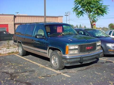 1993 GMC Suburban for sale at VOA Auto Sales in Pontiac MI