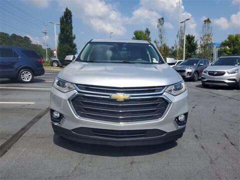 2018 Chevrolet Traverse for sale at Lou Sobh Kia in Cumming GA