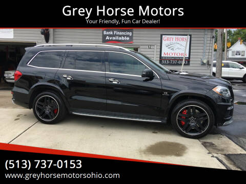 2015 Mercedes-Benz GL-Class for sale at Grey Horse Motors in Hamilton OH