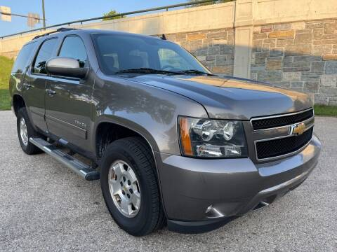 2013 Chevrolet Tahoe for sale at Auto Gallery LLC in Burlington WI
