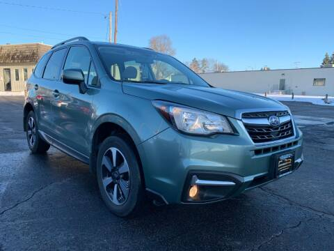 2017 Subaru Forester for sale at Auto Gallery LLC in Burlington WI