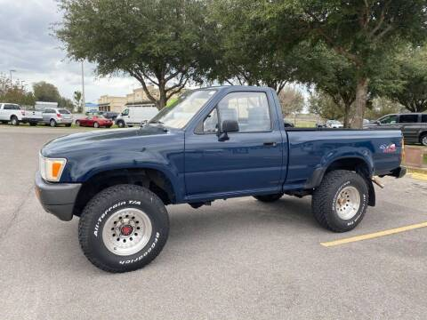 1989 Toyota Pickup for sale at Executive Automotive Service of Ocala in Ocala FL