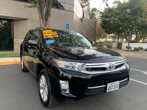 2011 Toyota Highlander Hybrid for sale at Right Cars Auto Sales in Sacramento CA