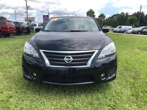 2014 Nissan Sentra for sale at Unique Motor Sport Sales in Kissimmee FL