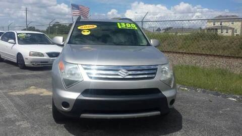 2008 Suzuki XL7 for sale at GP Auto Connection Group in Haines City FL