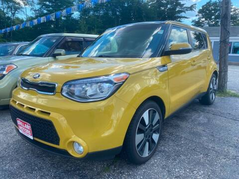 2015 Kia Soul for sale at Brilliant Motors in Topsham ME