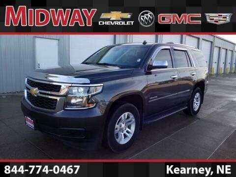 2015 Chevrolet Tahoe for sale at Heath Phillips in Kearney NE