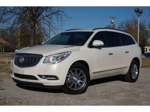 2015 Buick Enclave for sale at Bryans Car Corner in Chickasha OK