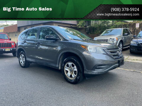 2012 Honda CR-V for sale at Big Time Auto Sales in Vauxhall NJ