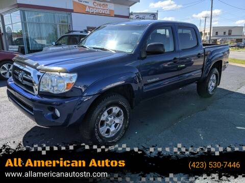 2007 Toyota Tacoma for sale at All American Autos in Kingsport TN