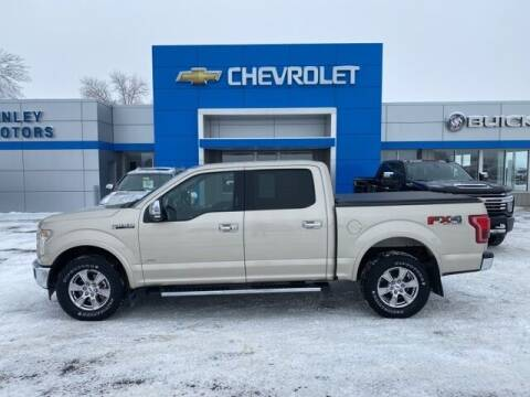 2017 Ford F-150 for sale at Finley Motors in Finley ND