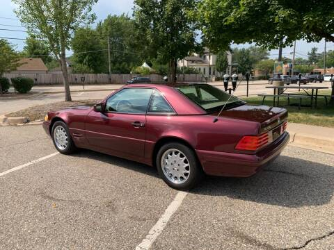 1998 Mercedes-Benz SL-Class for sale at MICHAEL'S AUTO SALES in Mount Clemens MI