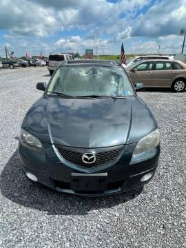 2005 Mazda MAZDA3 for sale at Tri-Star Motors Inc in Martinsburg WV