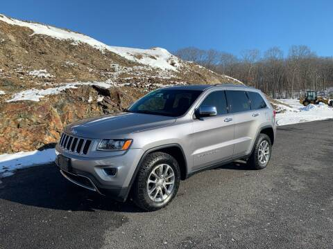 2014 Jeep Grand Cherokee for sale at Fournier Auto and Truck Sales in Rehoboth MA