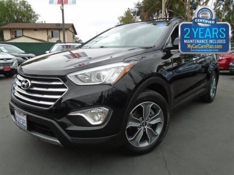 2016 Hyundai Santa Fe for sale at Centre City Motors in Escondido CA