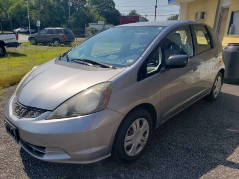2009 Honda Fit for sale at Americar in Virginia Beach VA