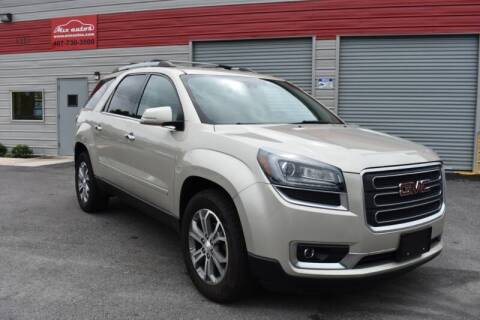2015 GMC Acadia for sale at Mix Autos in Orlando FL
