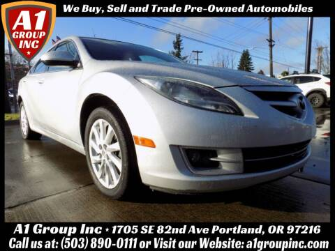 2012 Mazda MAZDA6 for sale at A1 Group Inc in Portland OR