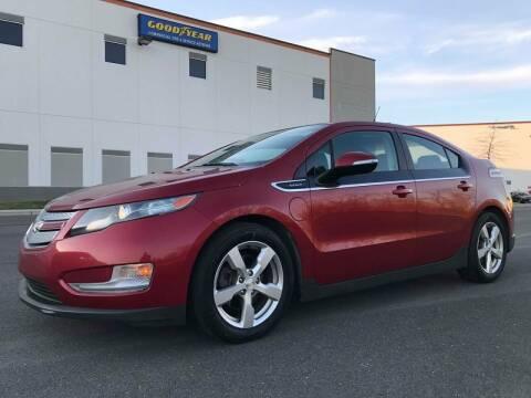 2012 Chevrolet Volt for sale at Bucks Autosales LLC - Bucks Auto Sales LLC in Levittown PA