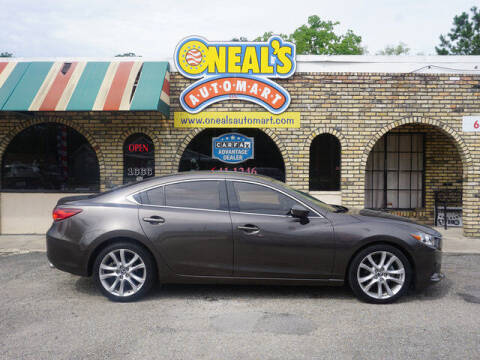 2016 Mazda MAZDA6 for sale at Oneal's Automart LLC in Slidell LA