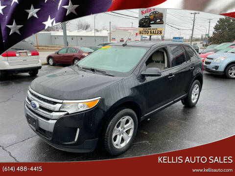 2013 Ford Edge for sale at Kellis Auto Sales in Columbus OH