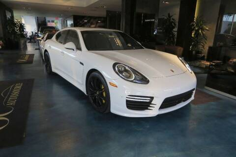 2015 Porsche Panamera for sale at OC Autosource in Costa Mesa CA