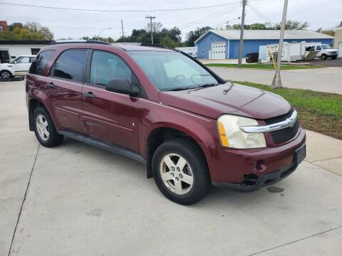 2007 Chevrolet Equinox for sale at GOOD NEWS AUTO SALES in Fargo ND