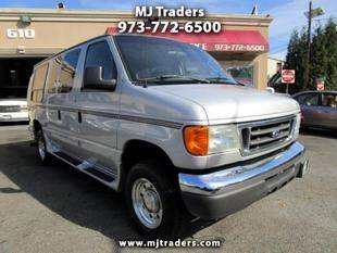 2006 Ford E-Series Chassis for sale at M J Traders Ltd. in Garfield NJ