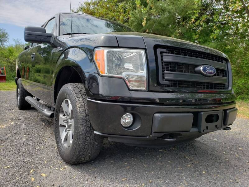 2014 Ford F-150 for sale at Jacob's Auto Sales Inc in West Bridgewater MA