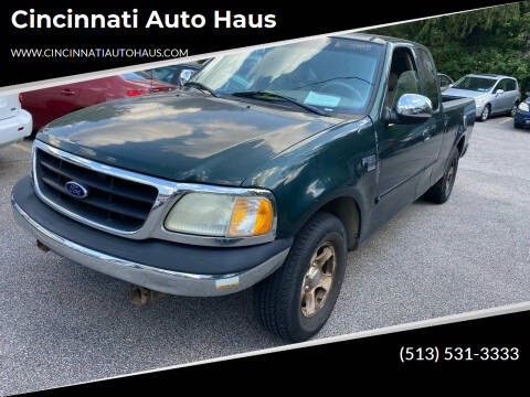 2002 Ford F-150 for sale at Cincinnati Auto Haus in Cincinnati OH