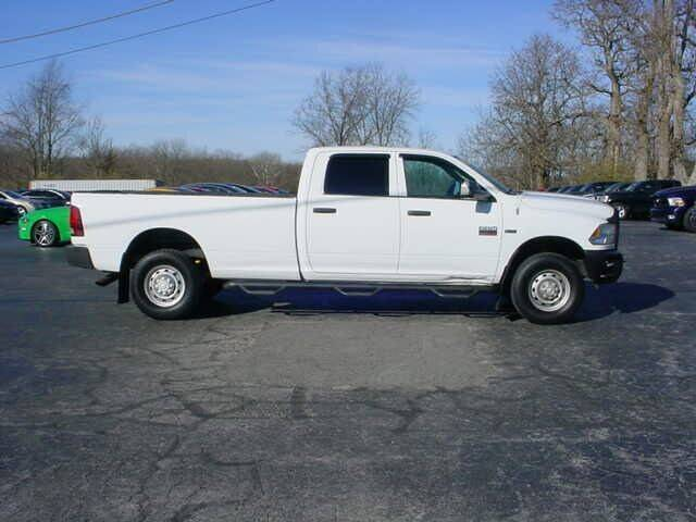 2012 RAM Ram Pickup 2500 for sale at Westview Motors in Hillsboro OH