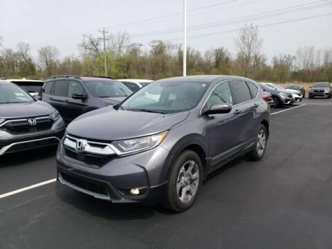 2019 Honda CR-V for sale at White's Honda Toyota of Lima in Lima OH