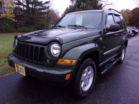 2006 Jeep Liberty for sale at American Auto Sales in Forest Lake MN