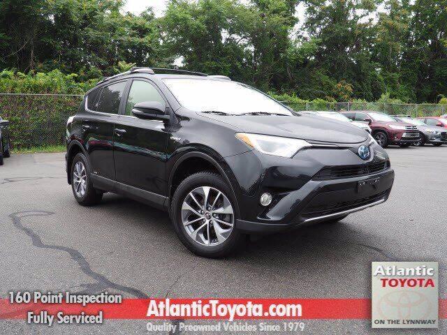 2018 Toyota RAV4 Hybrid for sale in Lynn, MA
