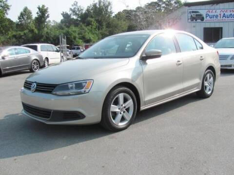 2013 Volkswagen Jetta for sale at Pure 1 Auto in New Bern NC