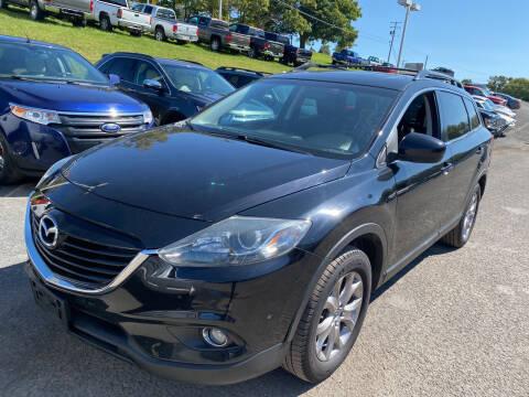 2015 Mazda CX-9 for sale at Ball Pre-owned Auto in Terra Alta WV