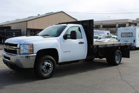 2011 Chevrolet Silverado 3500HD for sale at CA Lease Returns in Livermore CA