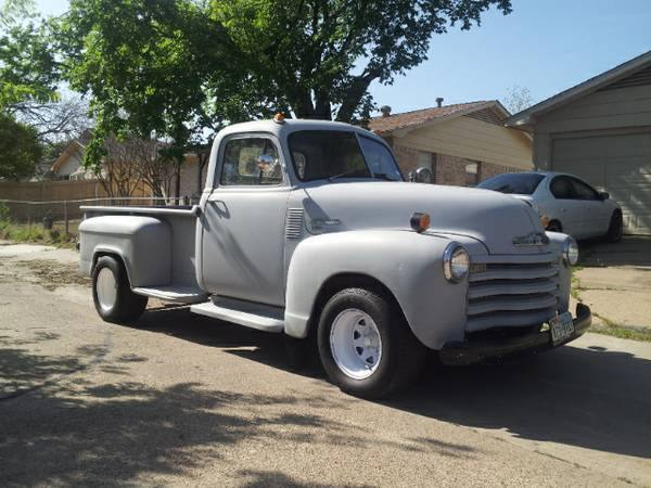 1952 Chevrolet C/K 20 Series