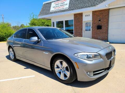 2011 BMW 5 Series for sale at Auto Expo in Norfolk VA