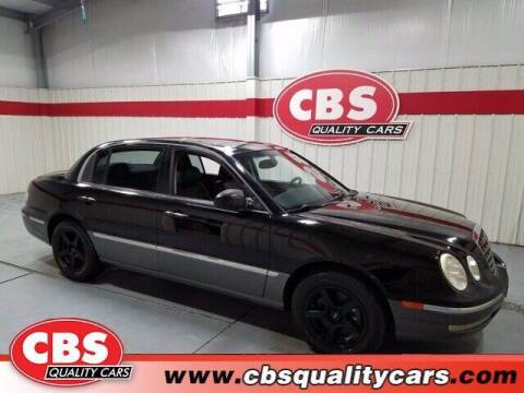 2005 Kia Amanti for sale at CBS Quality Cars in Durham NC