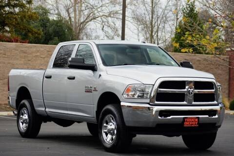 2015 RAM Ram Pickup 2500 for sale at Sac Truck Depot in Sacramento CA