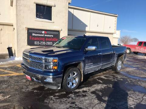 2015 Chevrolet Silverado 1500 for sale at Diamond Motors in Pecatonica IL
