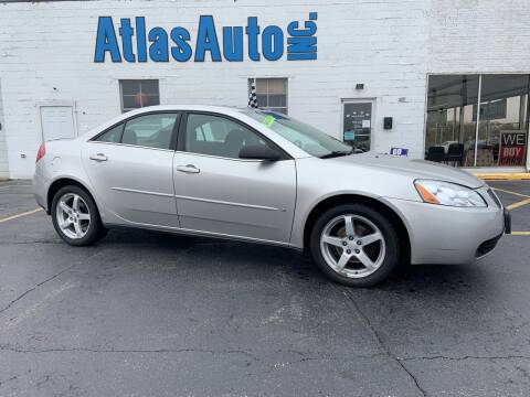 2007 Pontiac G6 for sale at Atlas Auto in Rochelle IL