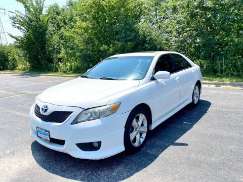 2011 Toyota Camry for sale at Siglers Auto Center in Skokie IL