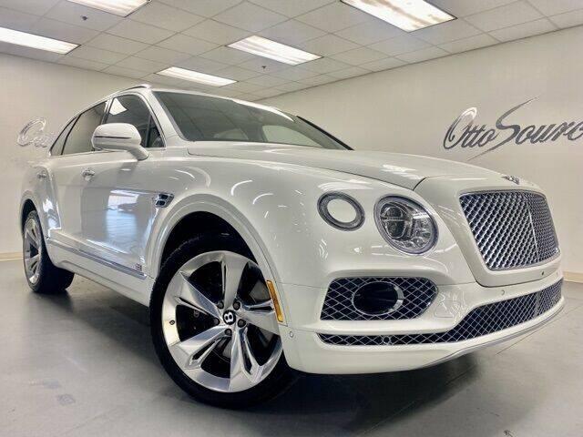 2018 Bentley Bentayga for sale in Dallas, TX
