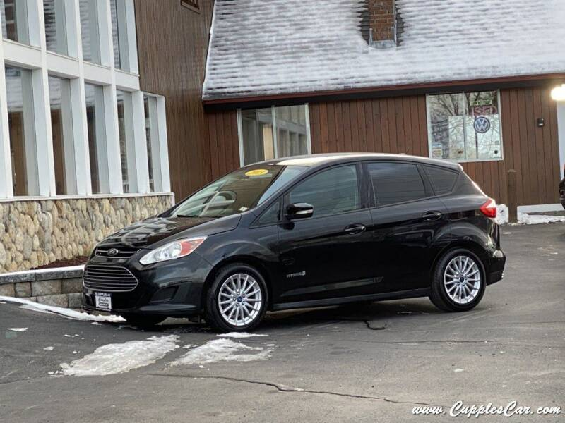2013 Ford C-MAX Hybrid for sale at Cupples Car Company in Belmont NH