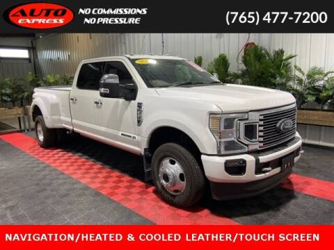 2020 Ford F-350 Super Duty for sale at Auto Express in Lafayette IN