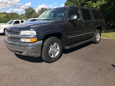 2004 Chevrolet Suburban for sale at Rickman Motor Company in Somerville TN