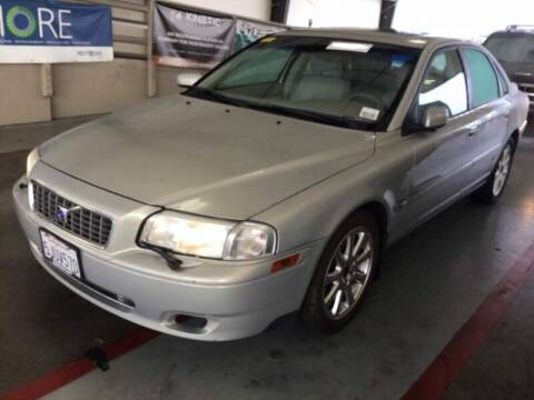 2004 Volvo S80 for sale at SoCal Auto Auction in Ontario CA