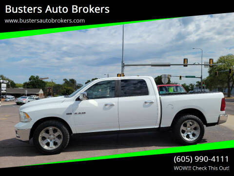 2010 Dodge Ram Pickup 1500 for sale at Busters Auto Brokers in Mitchell SD
